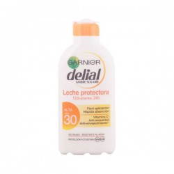 Lait solaire Delial SPF 30...