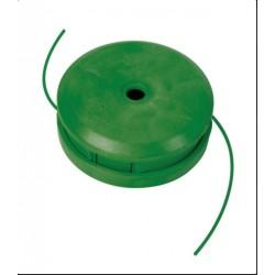 RIBILAND Tête de débroussailleuse universelle RAZERBCutty + fil rond 2m diam 2,4mm