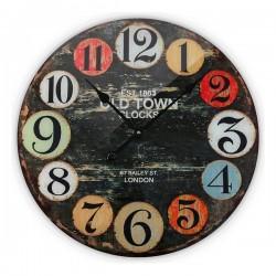 Horloge Murale Verre (4 x...