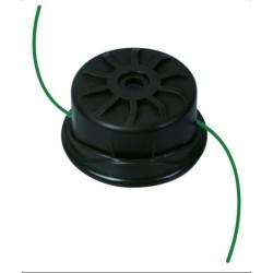 RIBILAND Tête de débroussailleuse universelle RAZERBBiggy + fil rond 2m diam 2,4mm