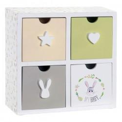 Boîte à bijoux DKD Home...