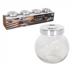 Boîte verre 220 ml (4 pcs)
