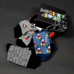 Chaussettes Mickey Mouse (3...