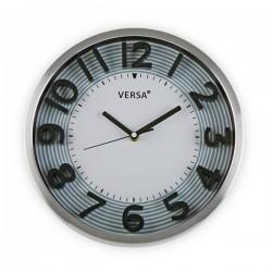 Horloge Murale Aluminium...