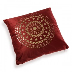Coussin BORGOÑA Rouge...