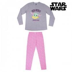 Pyjama The Mandalorian Gris...
