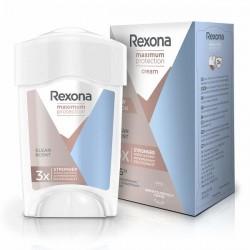 Déodorant en crème Rexona...