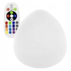 Lampe LED Ledkia Egg RGB A+...