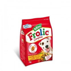 Repas pour chien Frolic...