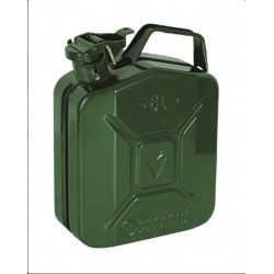 Jerrican essence 10L métal RIBILAND