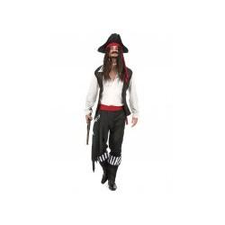 Déguisement pirate homme M / L