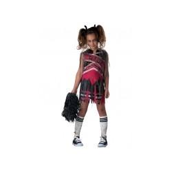 Déguisement Pompom Girl zombie pour fille - Premium  12 à 14 ans