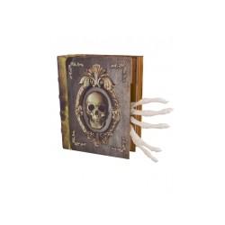 Livre sorcier animé 16 X 20 cm