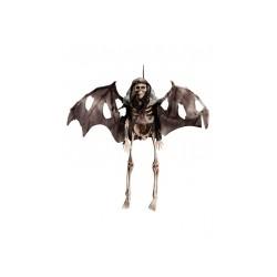 Squelette volant à suspendre Halloween  Taille Unique