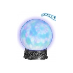 Boule de cristal lumineuse  Taille Unique