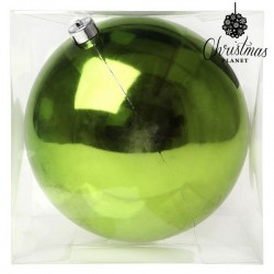 Boule de Noël 20 cm Vert
