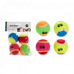 Balles (6 x 6 x 6 cm) (4...