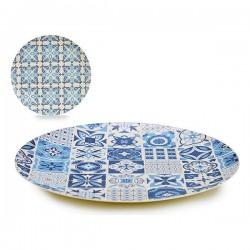 Assiette plate Bambou Ø 25 cm
