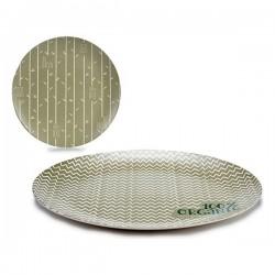 Assiette plate Bambou Fibre...