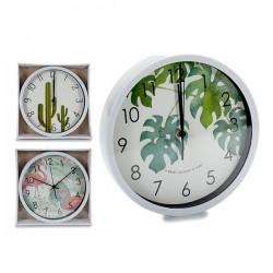 Horloge Murale Blanc 3 (25...