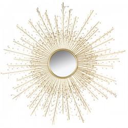 Miroir Sun Rays (120 x 120...