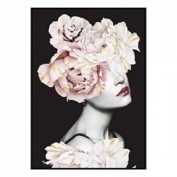 Cadre FlowerHair (120 x 80...