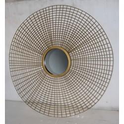 Miroir Golden Circle (96 x...