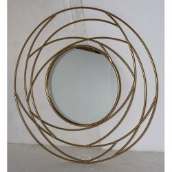 Miroir Golden Eye (100 x 3...