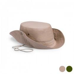 Chapeau à bord large Safari...