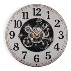 Horloge Murale Bois (3 x 58...