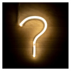 Enseigne néon LED Ledkia...