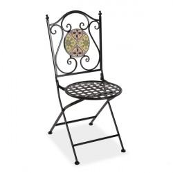 Chaise de jardin Mosaïque...