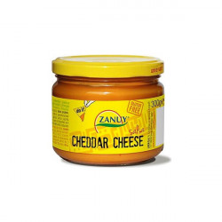 Sauce au fromage cheddar...