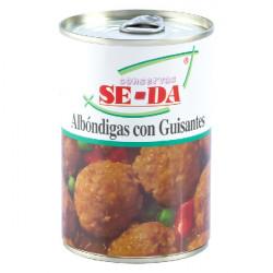 Boulettes de viande Se-Da...