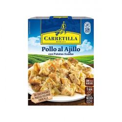 Poulet à l'ail Carretilla