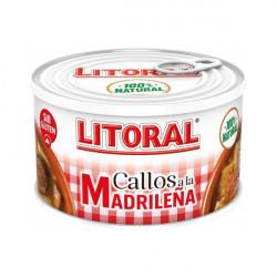 Tripe a la Madrileña...