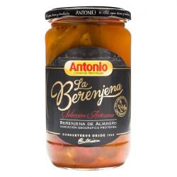 Aubergines d'Almagro...