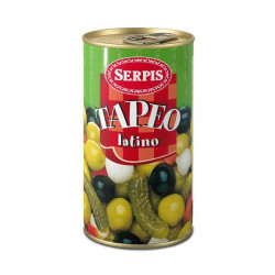 Assortiment d'olives et...