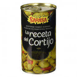 Olives Sarasa Cortijo (350 g)