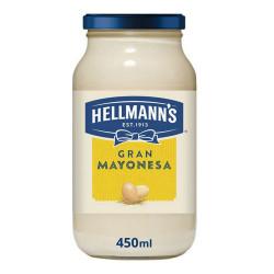 Mayonnaise Hellmanns (450 ml)