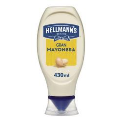 Mayonnaise Hellmanns (430 ml)