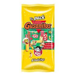 Snacks Risi Gusanitos Maïs...