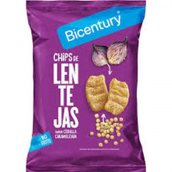 Snacks Bicentury Chips...