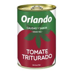 Tomate concassée Orlando...
