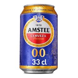 Bière Amstel 0,0 (33 cl)