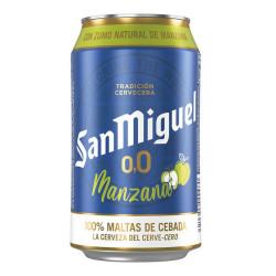 Bière San Miguel 0,0 (33 cl)