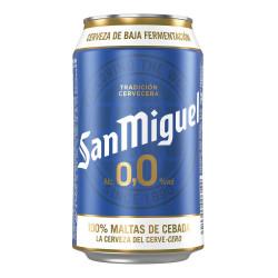 Bière San Miguel 00
