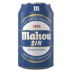 Bière Mahou (33 cl)