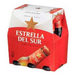 Bière Estrella del Sur...