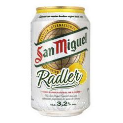 Bière San Miguel Radler...